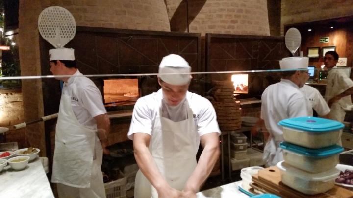 Quintal do Braz ovens