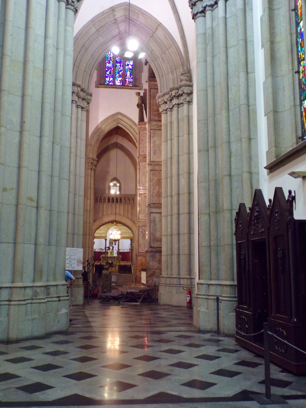 Metropolitan Cathedral interior