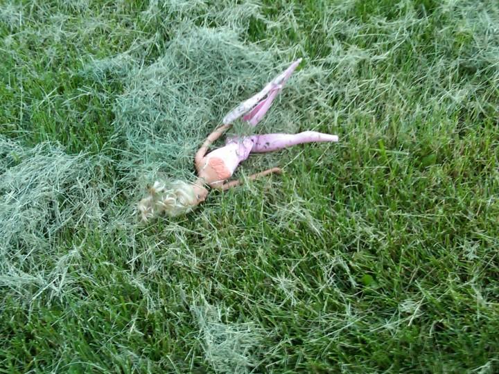 Lost Barbie