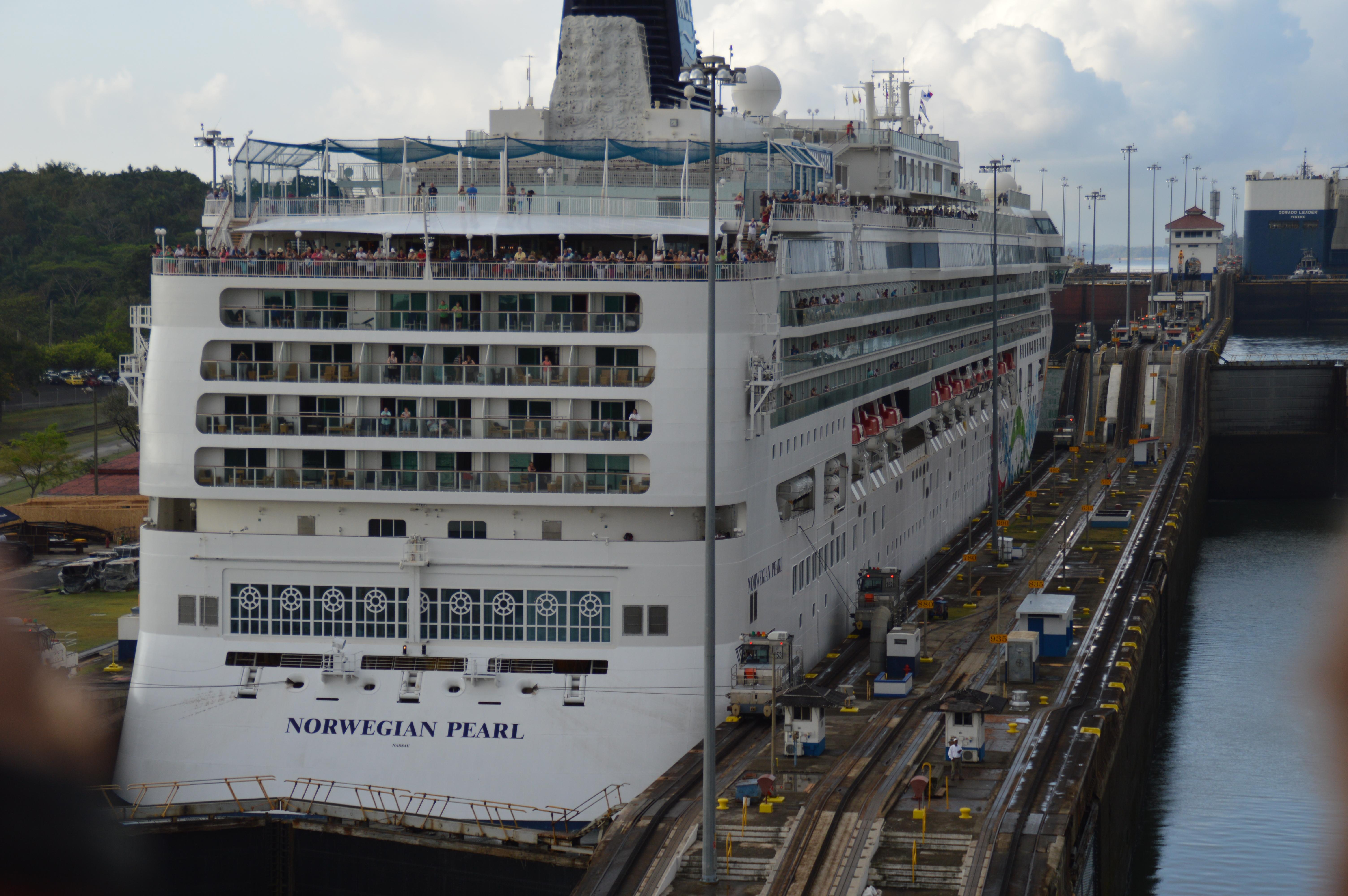 Panama Cruise C 258
