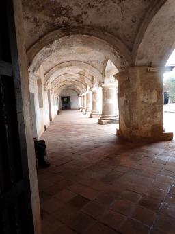 Capuchin convent-Antigua