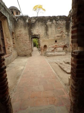 Passageway-Capuchin convent
