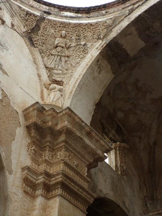 Church ruins - Antigua