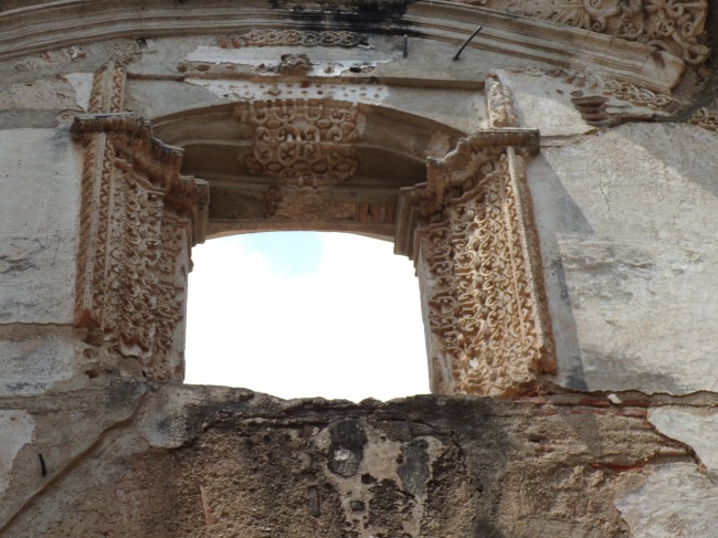 Church ruins-Antigua