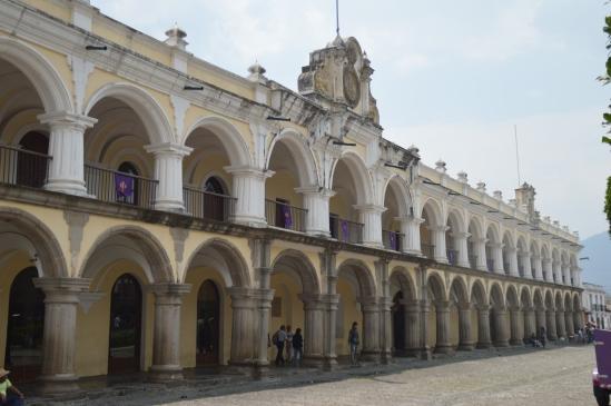 Plaza Mayor - Antigua