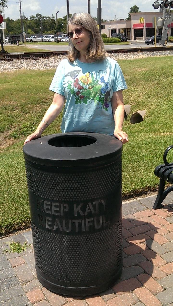 Keep Katy Beautiful! But I already am, darling!!