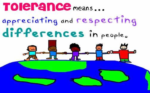 tolerance means