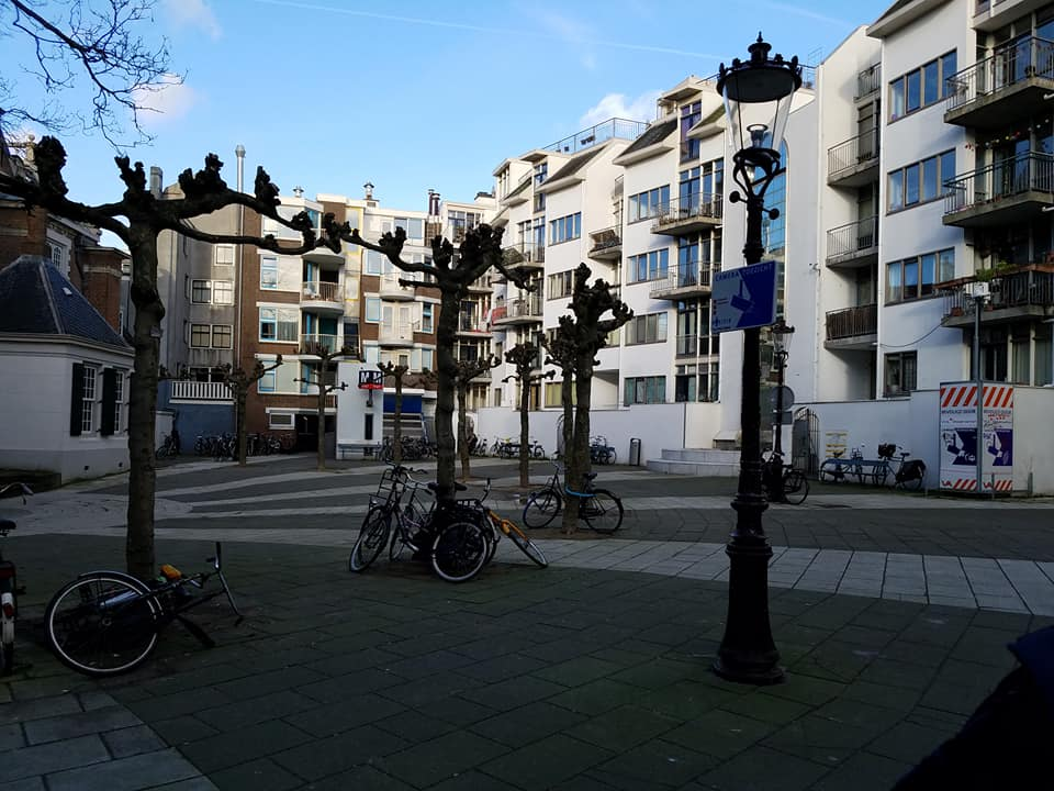 1-30 Public housing in Amsterdam
