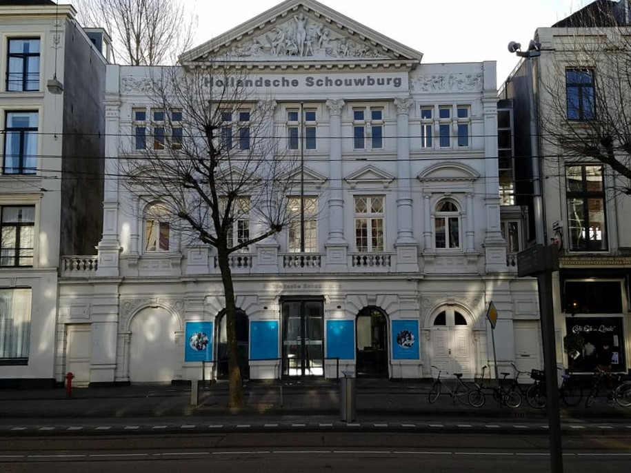 1-30 Theatre where Anne Frank & family were briefly held