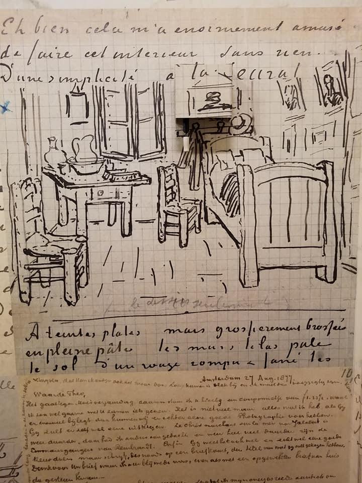 1-31 Van Gogh letters-Van Gogh Museum