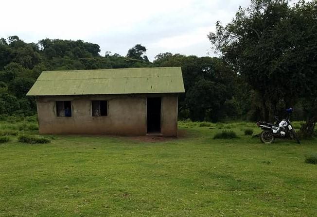 2-7 elementary school at Maasai village
