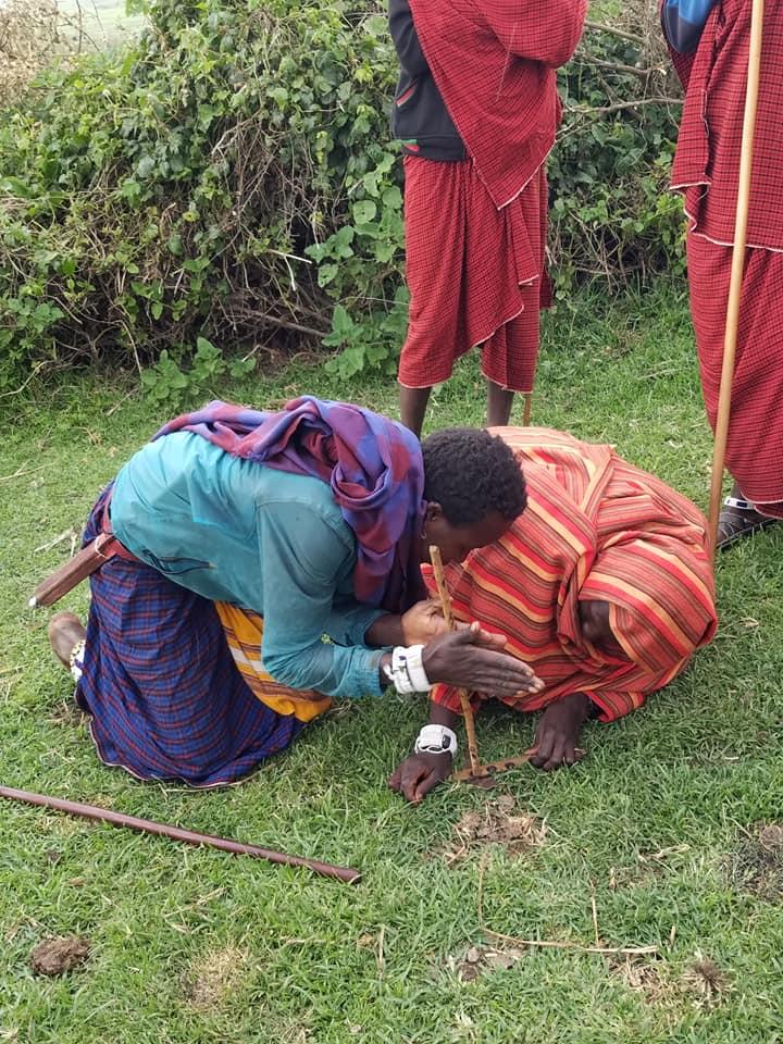 2-7 Maasai fire demonstration1