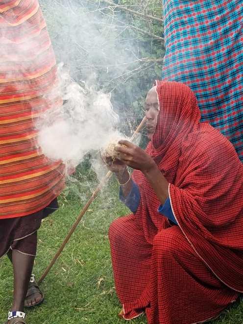2-7 Maasai fire demonstration4