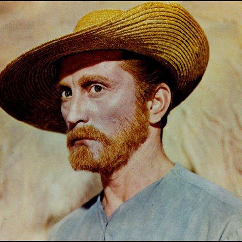 Kirk Douglas-Van Gogh