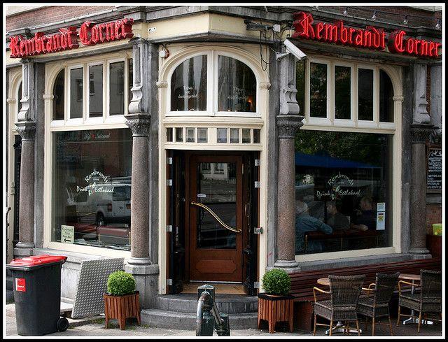 rembrandt corner-dutch bistro