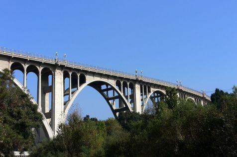 Colorado St Bridge Pasadena