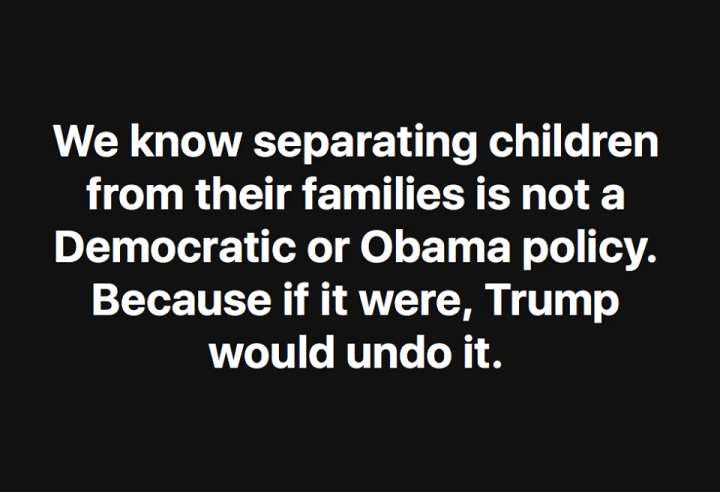 Trump policy