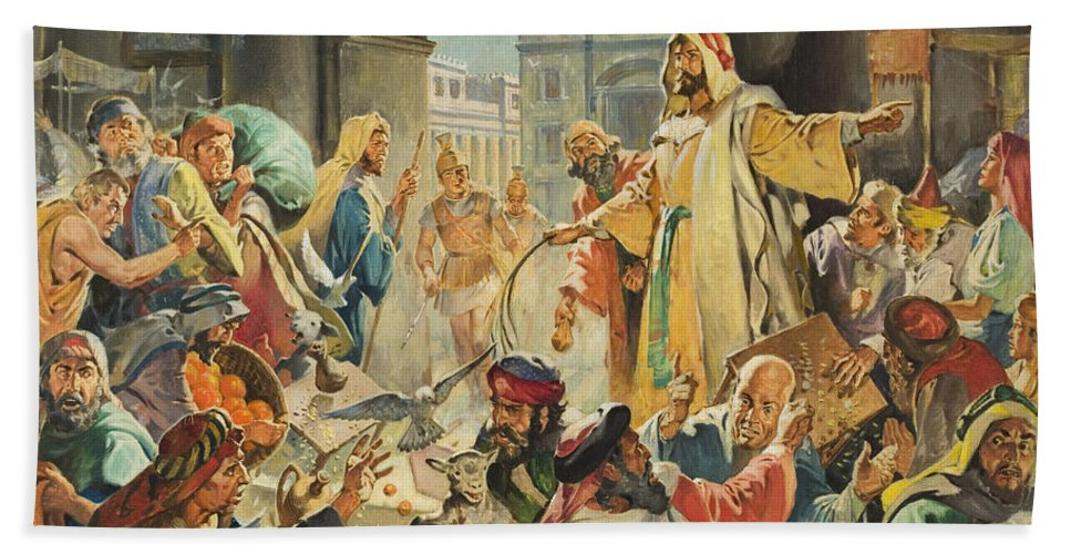 jesus-removing-the-money-lenders-from-the-temple-james-edwin-mcconnell