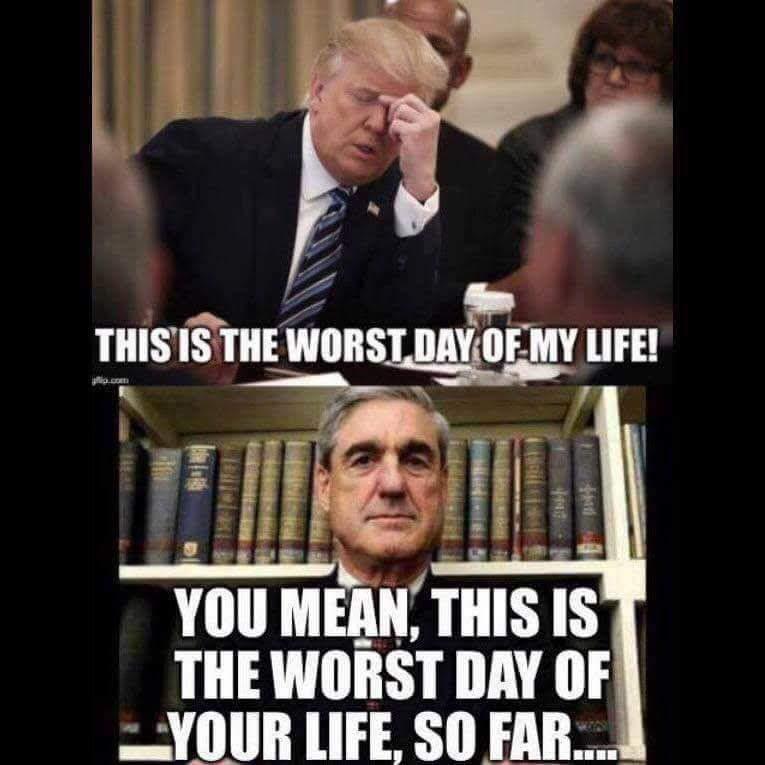 Trump's worst day