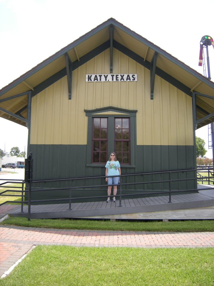 Old train station and museum