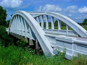 Brush Creek Bridge KS by-Guy_Randall