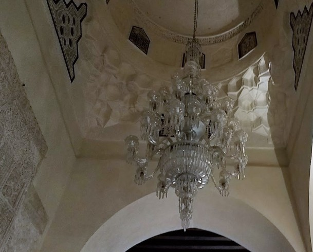 Chandelier - Al-Azhar Mosque