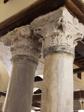 Columns - Al-Azhar Mosque
