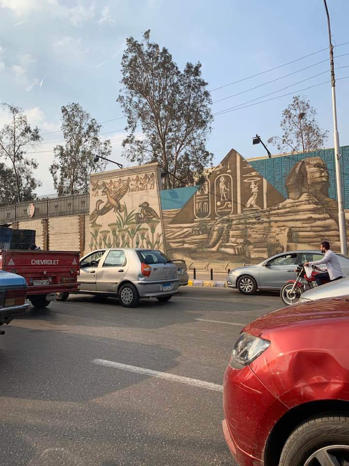 murals in Cairo from cab1