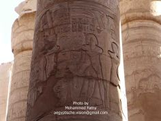 Karnak (68)-column detail