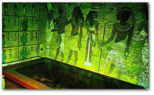 Tomb of Tutanchamun (1)