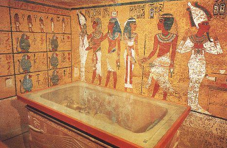 Tomb of Tutanchamun (6)