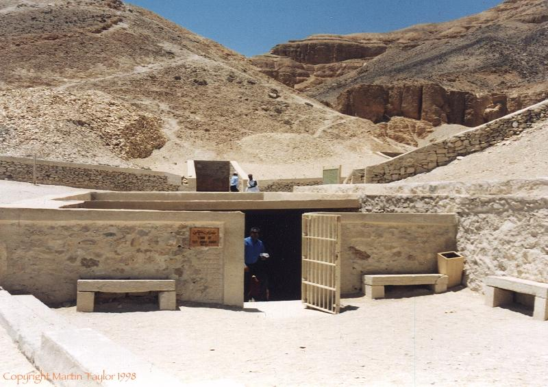 Tomb of Tutanchamun (7)