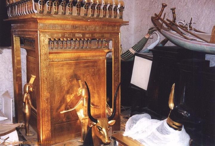 Tomb of Tutanchamun (9)