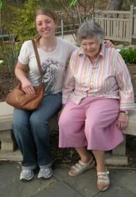 292-JuliaW & Granny