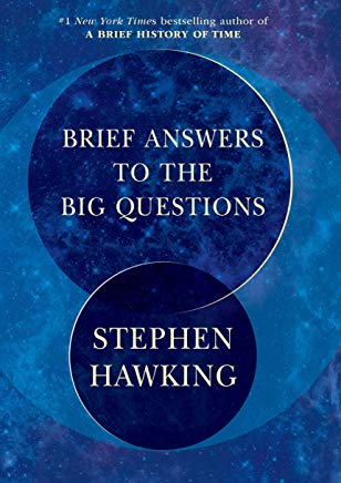 Stephen Hawking book cover
