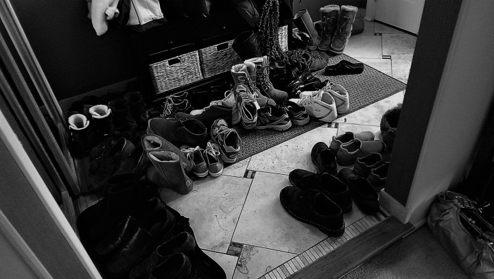 IMAG1377-Shoes-Sandy&Steve's house (2)