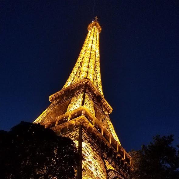 20190615_224415 (2) Night lights - Eiffel Tower