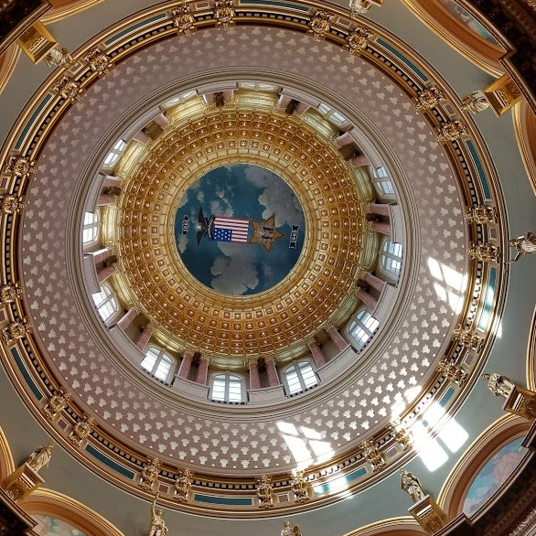 20180927_103938 Iowa Capitol dome