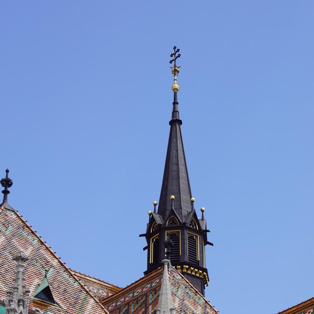 DSC02087 St Matthias - Budapest