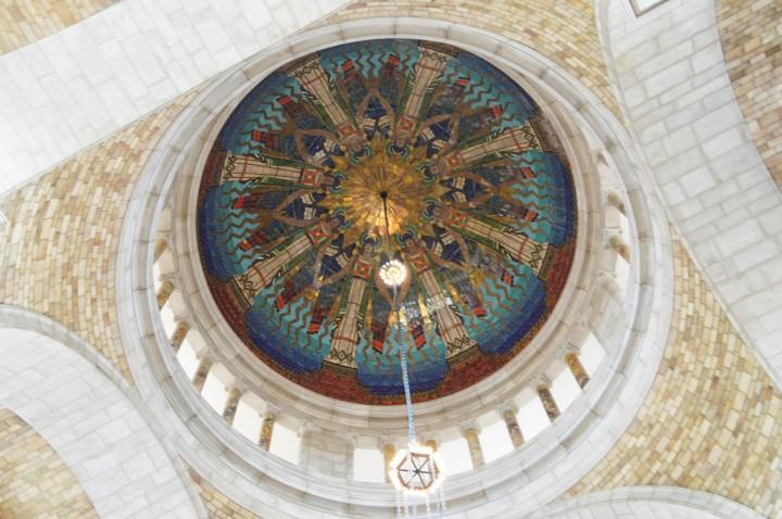 DSC_0013 Nebraska capitol dome - inside