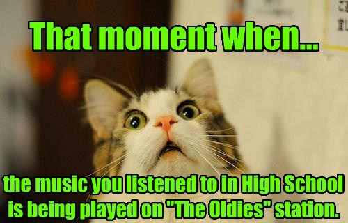 getting older-music